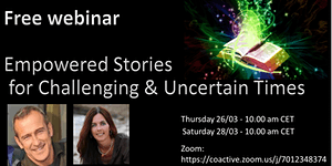 Free Webinar - Empowered Stories for Challenging and...