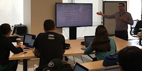 Python Immersive Bootcamp • Start a Career with Python (1 Week Python Bootcamp) tickets
