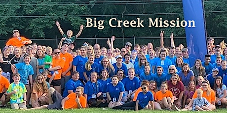 Big Creek Mission tickets