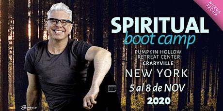 SBC con Bevione en New York  - NUEVA FECHA 5 al 8 de Nov.2020 tickets