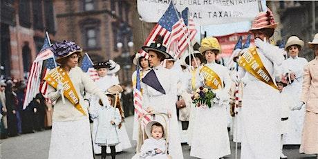 Suffragist Celebration Walk tickets