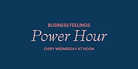 Power Hour for Biz Ladies tickets