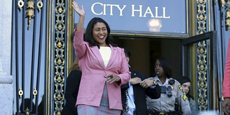 Mayor London N. Breed: Leading San Francisco in a Time of Crisis tickets