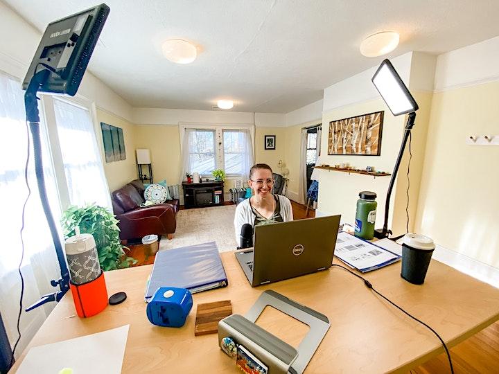 Preparing for Birth: Live, Online, Childbirth Class! image