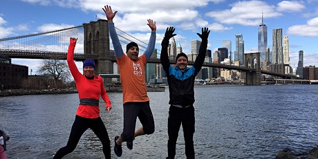 Brooklyn Bridge Running Tour tickets