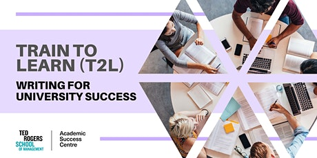 T2L: Writing for University Success tickets