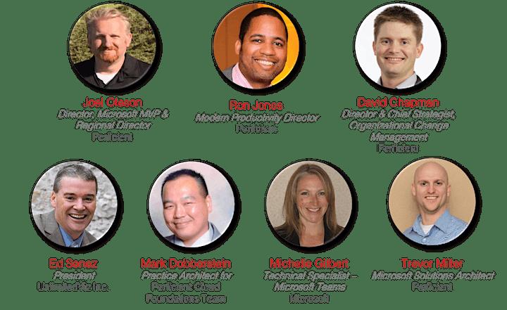Microsoft Teams & Organizational Change Management Digital Summit image