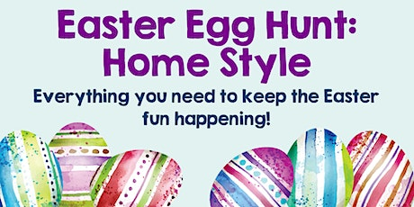 Easter Egg Hunt: Home Style tickets