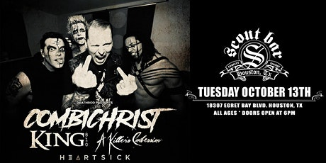 Combichrist - POSTPONED - New date will be in April 2021 tickets