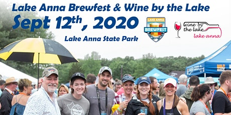 2020 Lake Anna Brewfest & Wine by the Lake tickets