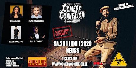 Comedy ConneXion | 20 JUNI 2020 Tickets