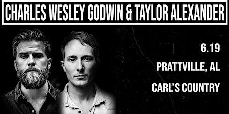 Charles Wesley Godwin & Taylor Alexander (Prattville, AL) tickets