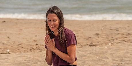Virtual Barre + Restorative Yoga Fusion - Online Yoga Social tickets