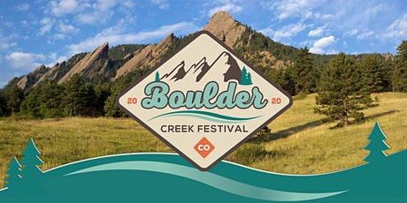 Boulder Creek Festival tickets
