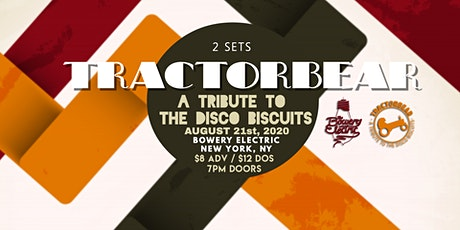 Tractorbear: A Tribute to the Disco Biscuits tickets