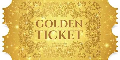 GOLDEN TICKET – BOSSANOVA BALLROOM