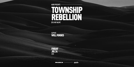 Township Rebellion tickets