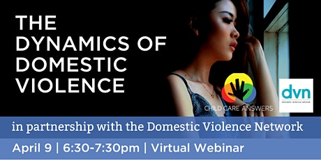The Dynamics of Domestic Violence tickets