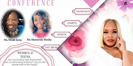 Peace be still Women's Conference tickets