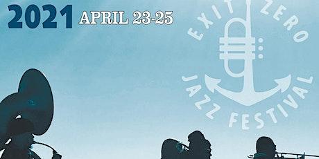 Spring 2021 Exit Zero Jazz Festival tickets