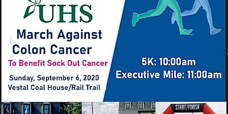 UHS March Against Colon Cancer tickets
