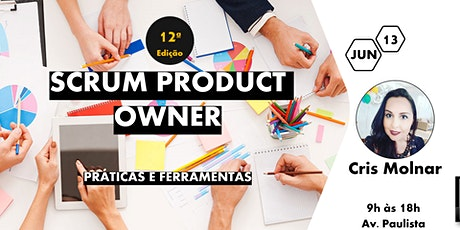 Product Owner - Práticas e Fundamentos ingressos