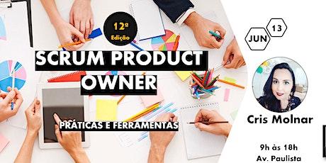 Product Owner - Práticas e Fundamentos ingressos