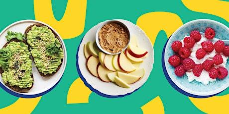 DIY Healthy Snacks tickets