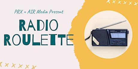 AIR + PRX Radio Roulette - Virtual Hangout tickets