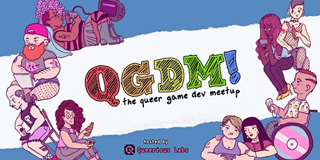 Queer Game Dev Meetup: Office Hours tickets