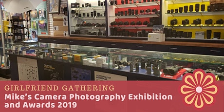 Mike's Camera Photography Exhibition and Awards 2020 tickets