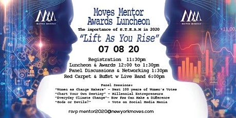 Moves Mentor Awards Luncheon tickets