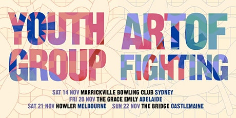 Youth Group & Art Of Fighting - Co-Headline Tour tickets