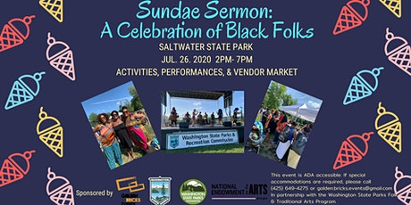 Sundae Sermon: A Celebration of Black Folks tickets