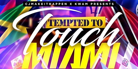 #TemptedToTouch (Flag Fete) tickets