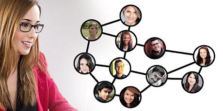 Networking ONLINE para empresas y emprendedores. tickets