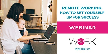 Remote working: How to set yourself up for success tickets
