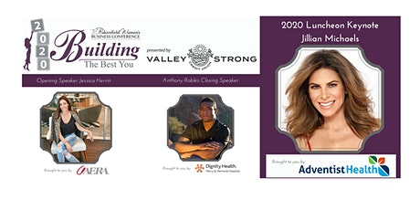 BWBC 2020 - Building the Best You presented by Valley Strong Credit Union tickets