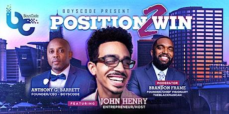 Position 2 Win Feat. John Henry tickets