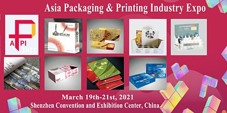 Asia Packaigng&Printing Industry Expo tickets