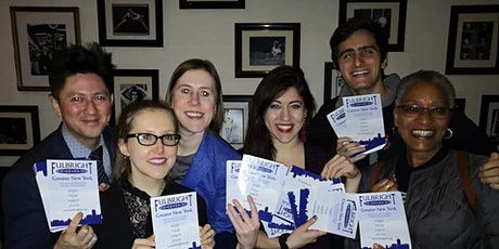 Fulbright E-Postcard Writing Campaign tickets