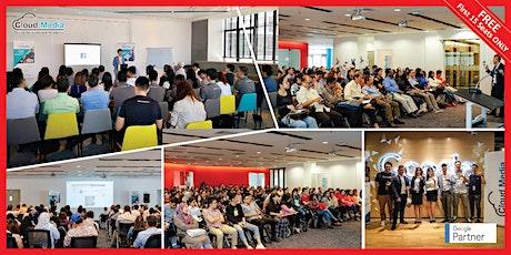 Facebook & Google Digital Marketing Bootcamp (May) tickets