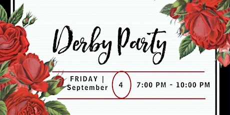The 2020 Derby Eve Gala tickets