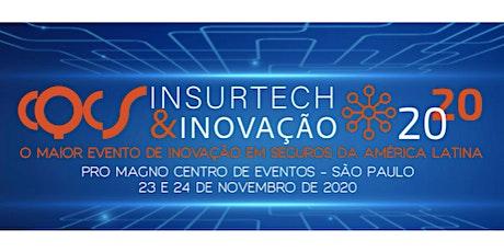CQCS INSURTECH & INOVAÇÃO - 23  e 24 de Novembro de 2020! ingressos