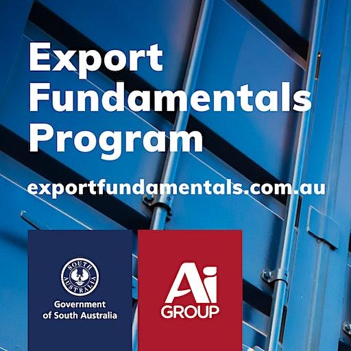 SA Export Fundamentals logo
