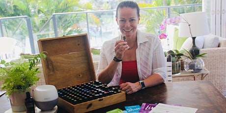 Natural Solutions to Everyday Health and Wellbeing with Essential Oils tickets