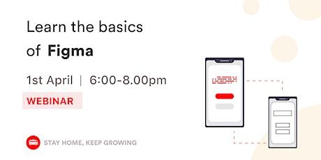 [WEBINAR] Introduction to Figma  [1/3] ⚡ tickets