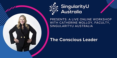 The Conscious Leader with Catherine Molloy tickets