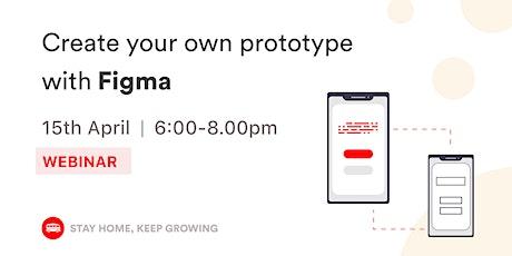 [WEBINAR] Figma: Prototyping & Developer Handoff [3/3] ⚡ tickets
