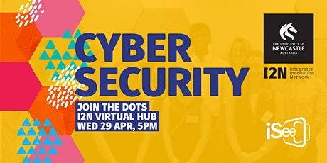 Join the Dots Virtually - Cyber Security tickets